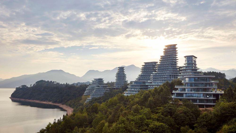 Huangshan Dağ Köyü - MAD