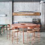 Casaplata Restoranı / Lucas y Hernandez-Gil