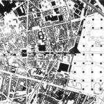 Parc de la Vilette / Bernard Tschumi Plan