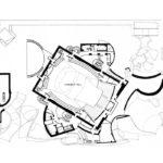 Walt Disney Konser Salonu - Frank Gehry plan