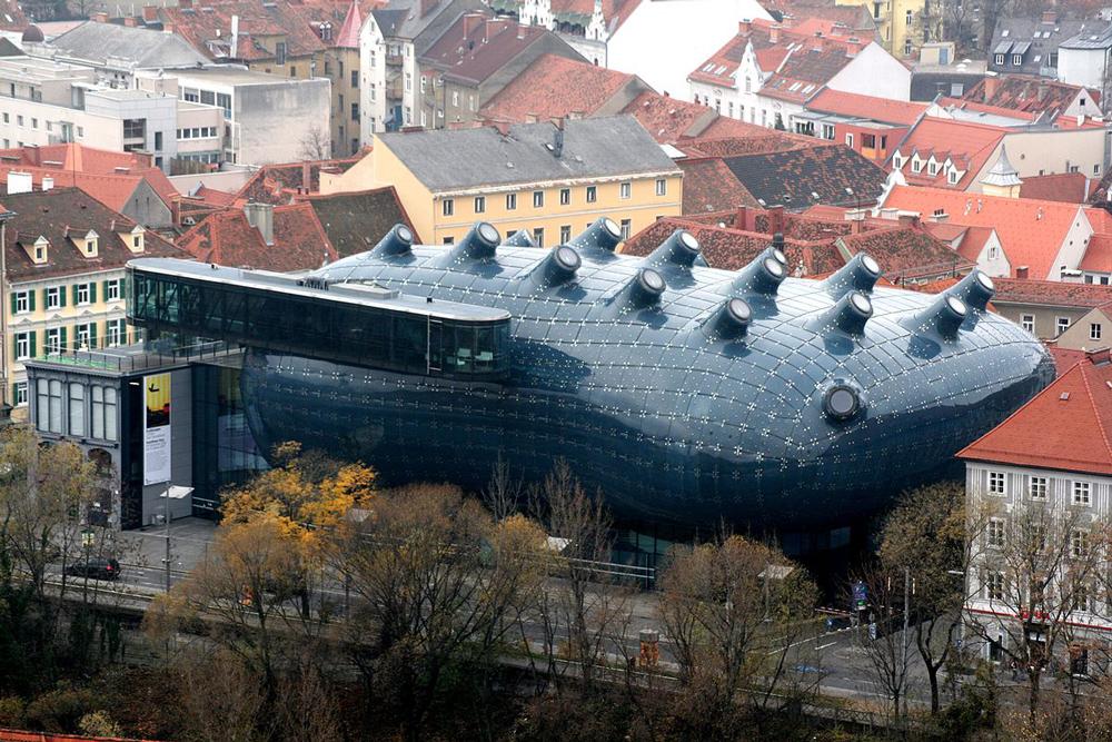 Kunsthaus Graz - CRAB Studio