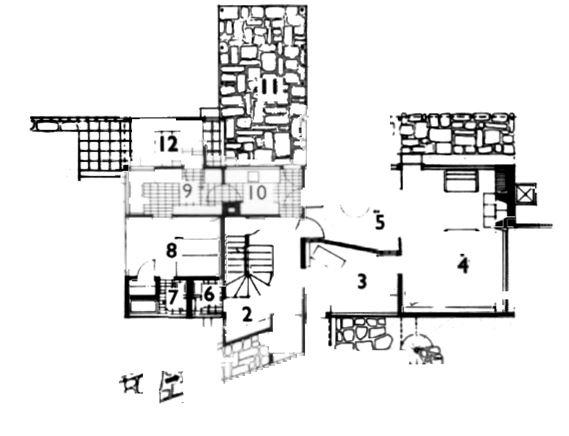 Gropius Evi - Walter Gropius plan