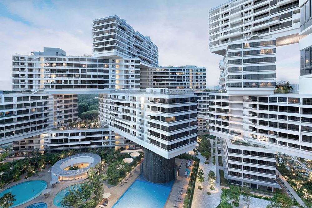 The Interlace - Ole Scheeren / OMA