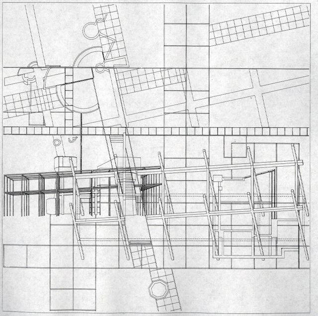 Wexner Sanat Merkezi / Peter Eisenman