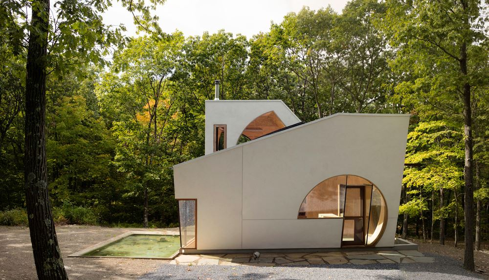 Ex of In House - Steven Holl Architects