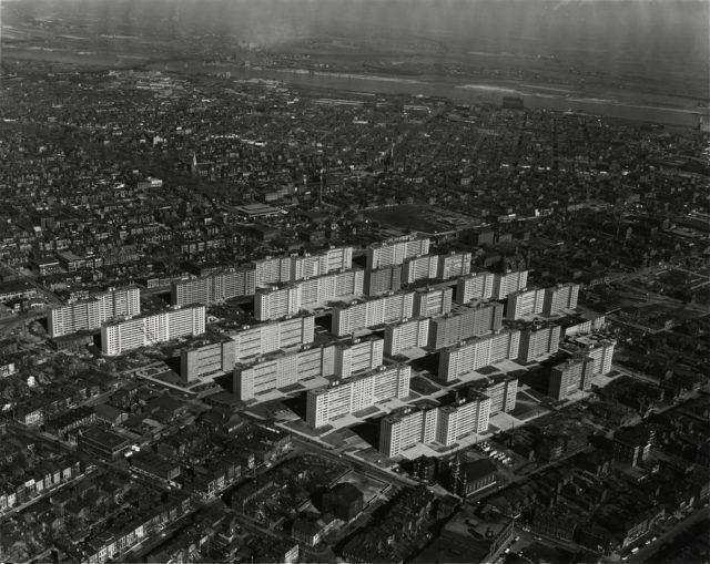 Villa Radieuse - Le Corbusier