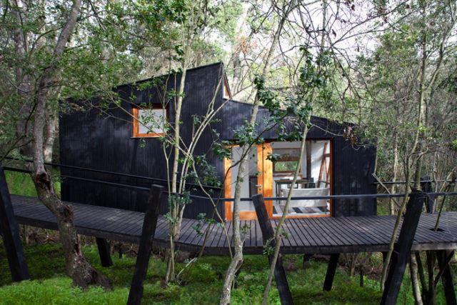Quebrada House - UNarquitectura