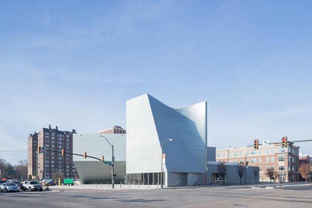 VCU Modern Sanat Enstitüsü - Steven Holl