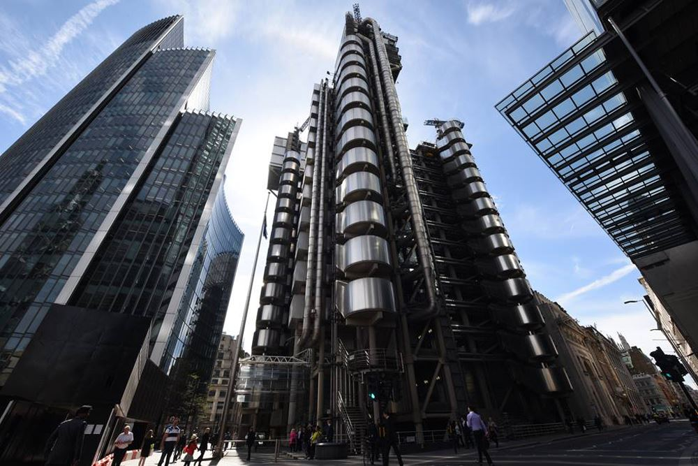 Lloyd's of London Binası / Ricard Rogers ve Renzo Piano