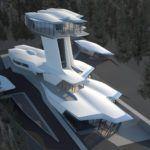 Capital Hill Residence - Zaha Hadid