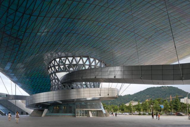 Busan Sinema Merkezi - Coop Himmelblau