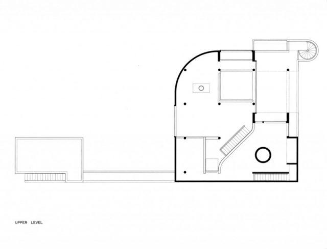 Saltzman Evi - Richard Meier plan