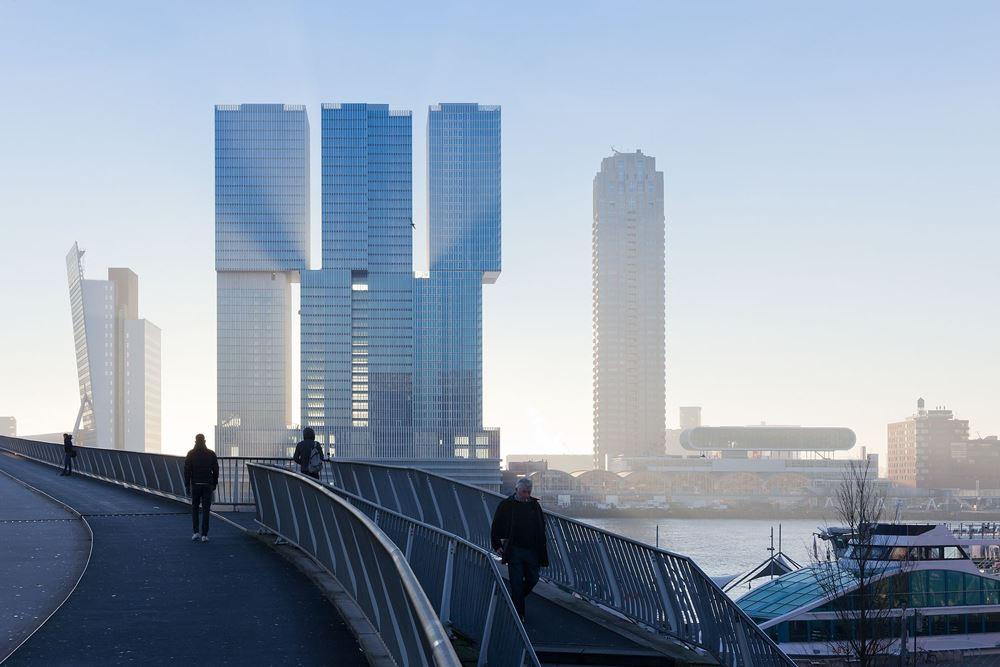 De Rotterdam - OMA