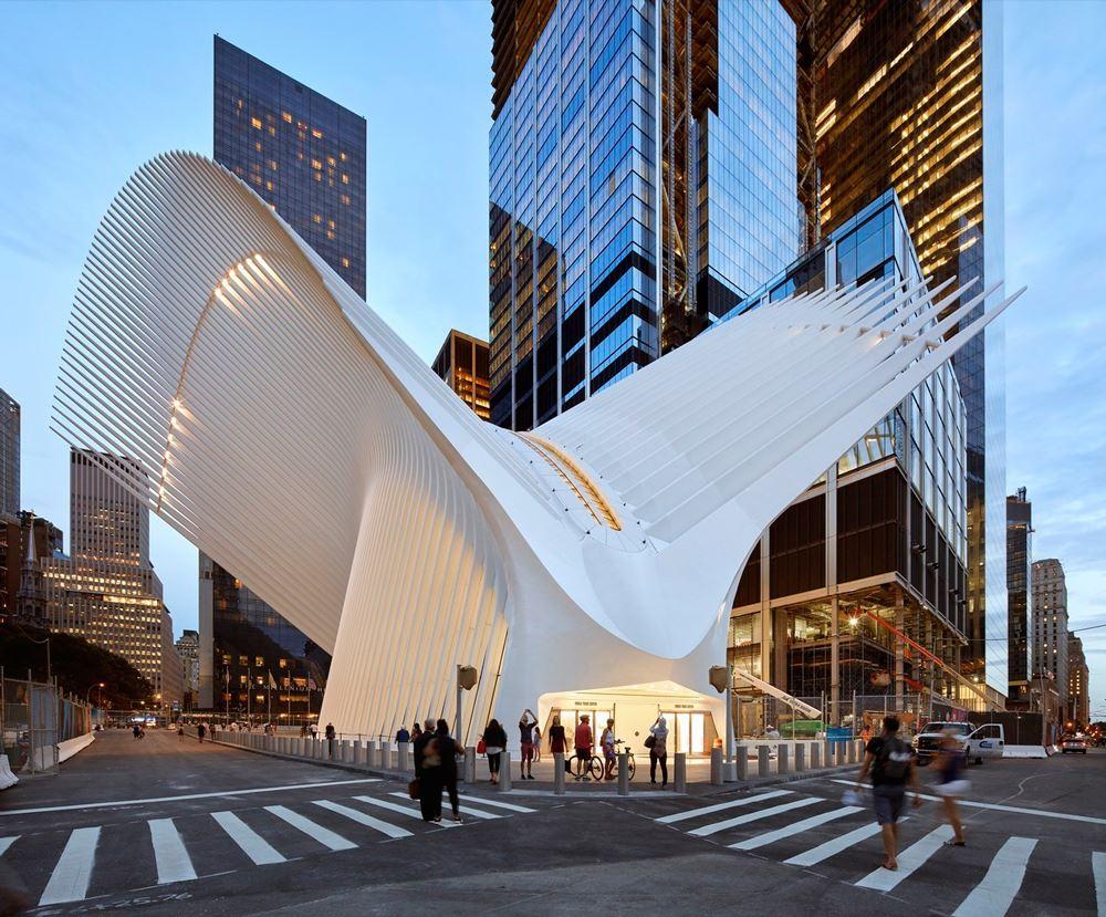 Oculus - Santiago Calatrava