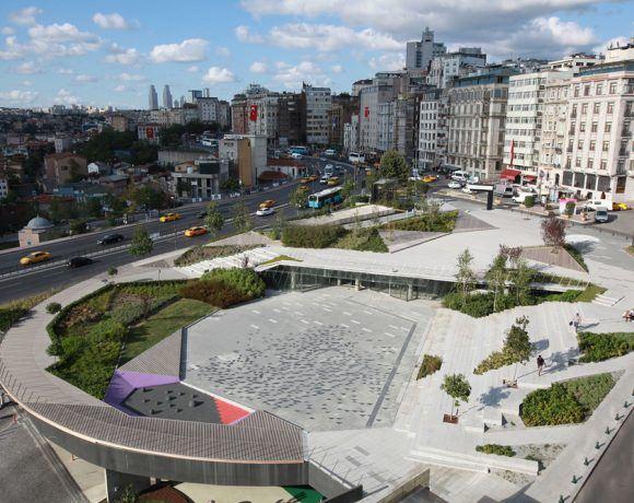 Şişhane Park - ŞANALarc