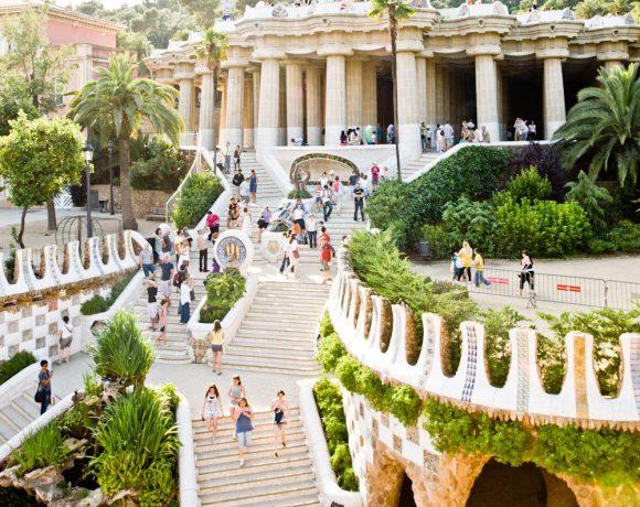 Park Güell - Antoni Gaudi