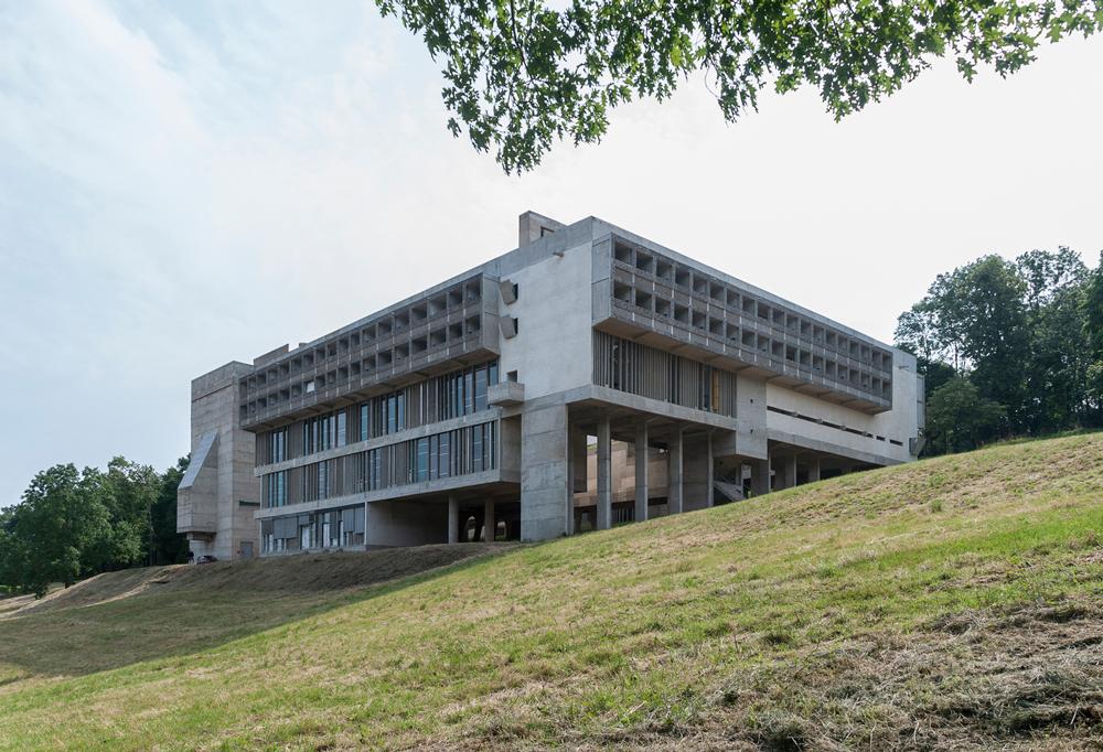 La Tourette Manastırı - Le Corbusier
