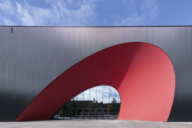 Messe Sergi Salonu - marte marte architects