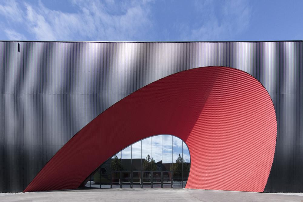 Messe Sergi Salonu - marte marte architects