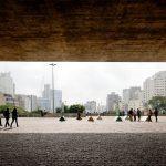 Sao Paulo Sanat Müzesi - Lina Bo Bardi