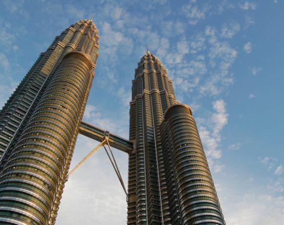 Petronas İkiz Kuleleri - Cesar Pelli