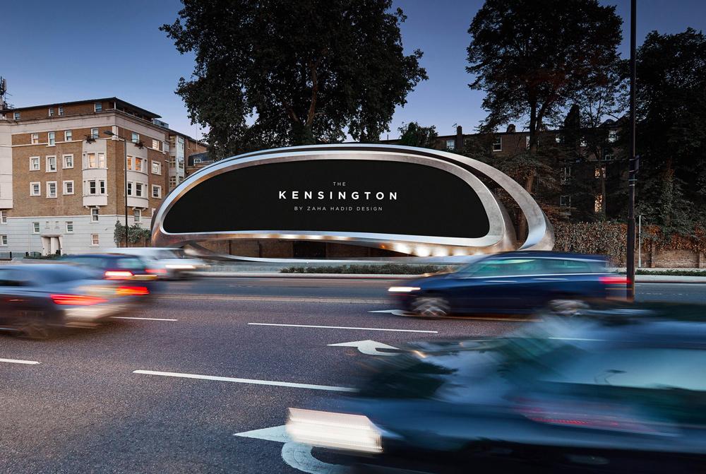 The Kensington - Zaha Hadid Design