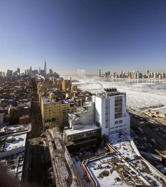 Whitney Amerikan Sanatı Müzesi - Renzo Piano