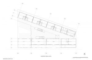 Drivelines Stüdyoları - LOT-EK zemin kat planı