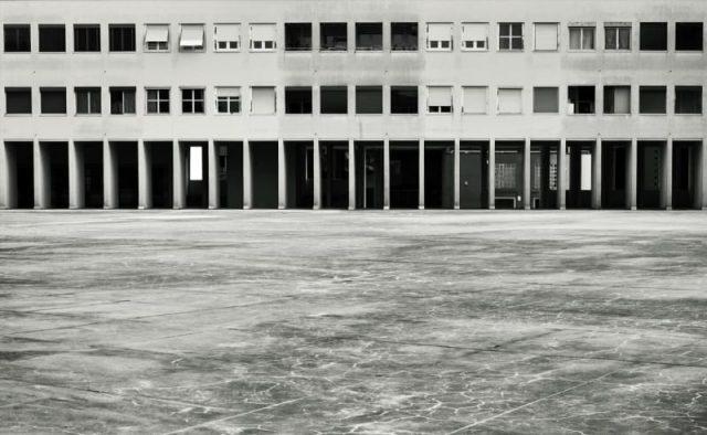 Gallaratese Konut Bloğu - Aldo Rossi & Carlos Aymonino