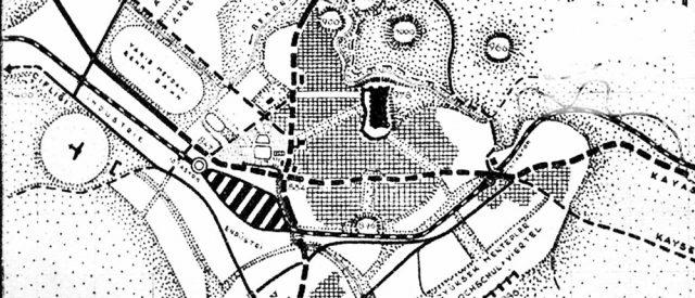 Hermann Jansen - Ankara Planı