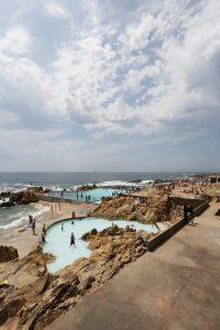 Leça Yüzme Havuzları - Alvaro Siza