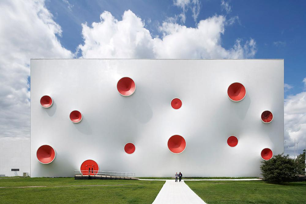 Londra Olimpik Atış Poligonu - Magma Architecture