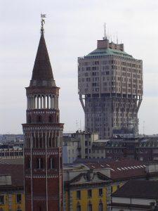 Velasca Kulesi - BBPR