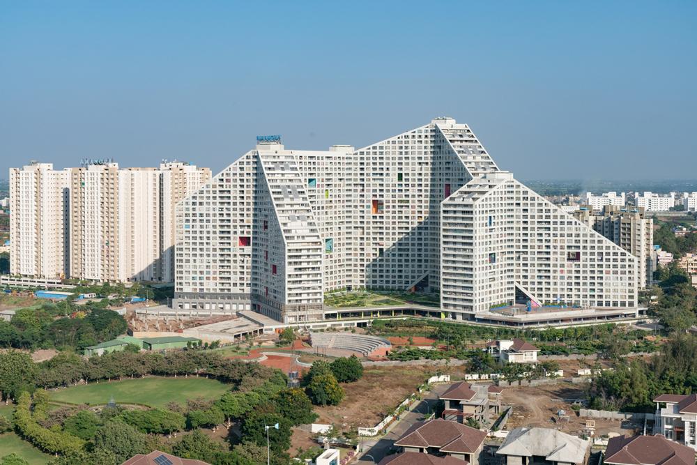 Future Towers / MVRDV