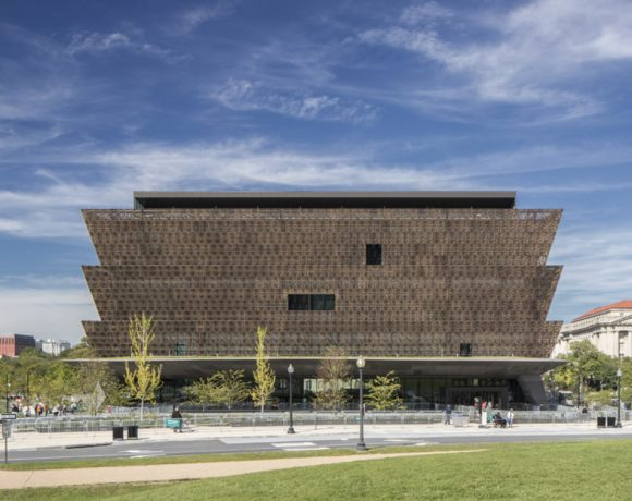 Smithsonian NMAAHC - David Adjaye