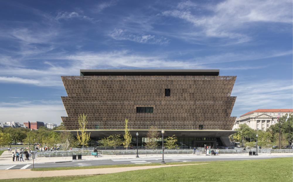Smithsonian NMAAHC - David Adjaye