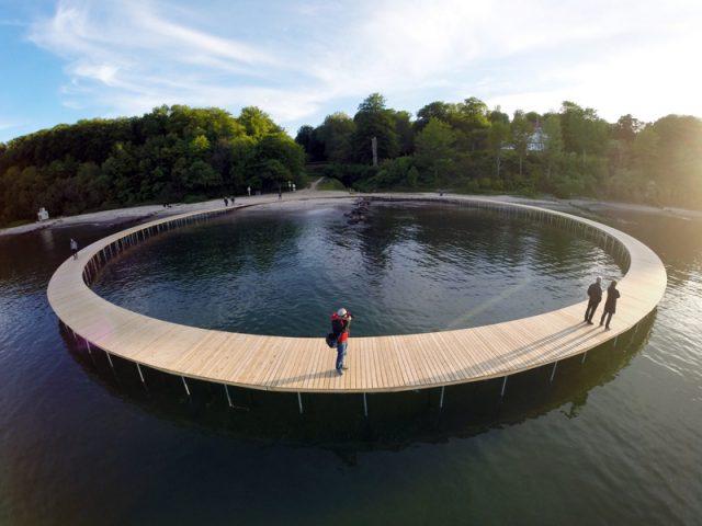 Sonsuz Köprü / Gjøde & Povlsgaard Arkitekter
