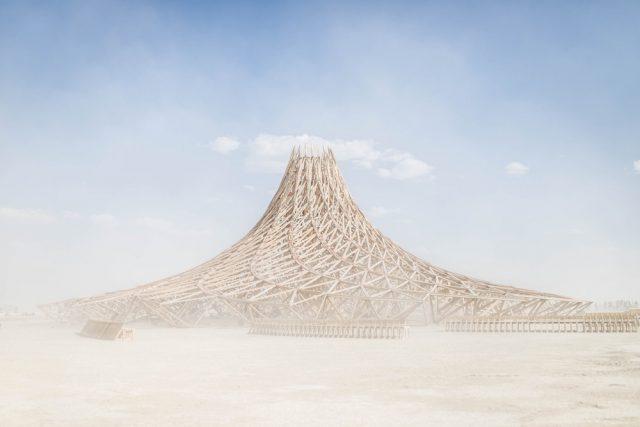 Temple Galaxia / Arthur Mamou-Mani