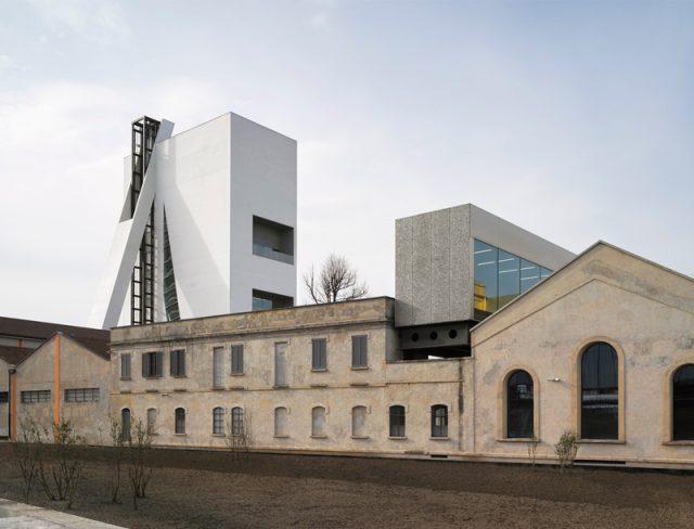 Fondazione Prada Torre / OMA