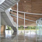 Tsuruoka Kültür Merkezi / Kazuyo SejimaTsuruoka Kültür Merkezi / Kazuyo Sejima