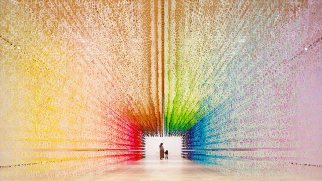 Colour of Time / Emmanuelle Moureaux