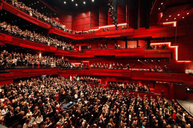 Harpa Konser Salonu ve Konferans Merkezi - Henning Larsen Architects & Olafur Eliasson