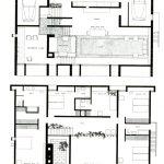 Milam Rezidansı - Paul Rudolph plan