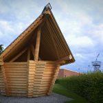 Vitra Kampüsü Blockhaus
