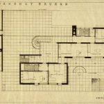 Tugendhat Evi (Villa Tugendhat) / Mies van der Rohe plan