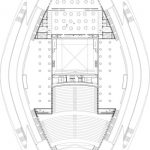 Valencia Opera Evi (Palau de les Arts Reina Sofia) / Santiago Calatrava plan