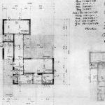 Lemke Evi (Landhaus Lemke) / Mies van der Rohe plan