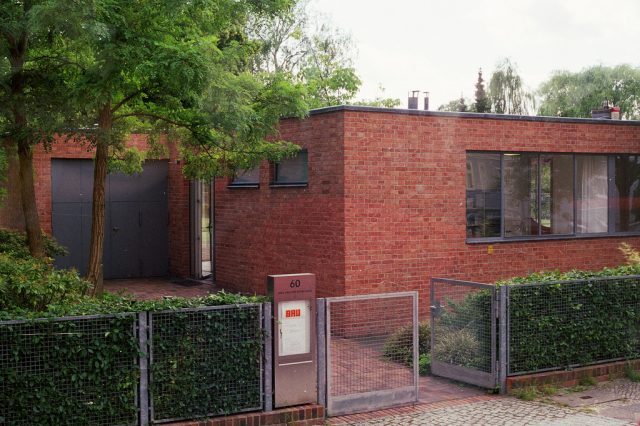 Lemke Evi (Landhaus Lemke) / Mies van der Rohe