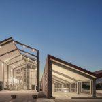 Yeşilova Höyüğü Ziyaretçi Merkezi / SCRA + DIST
