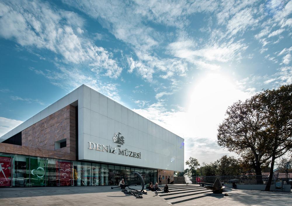 İstanbul Deniz Müzesi / Teğet Mimarlık